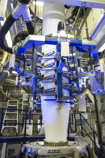 Blow film extrusion Ploymeer chemische technologie kunststof multilayer